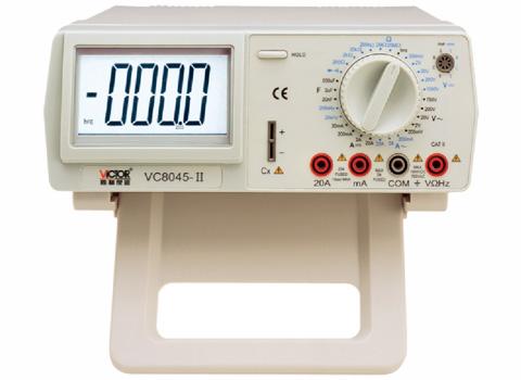 vc8045-II臺式萬用表