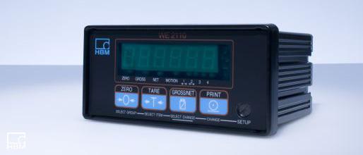 HBM称重仪表WE2110
