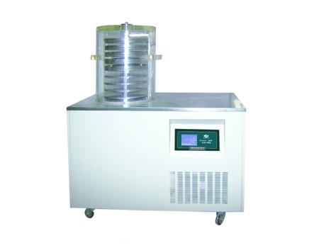 Scientz-50N中型冷凍干燥機(手動壓蓋)_Scientz-50N