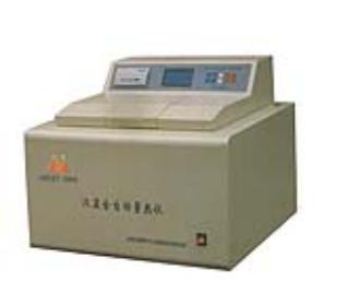 TX-3000 數顯快速智能定硫儀