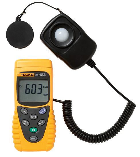 福禄克Fluke 941数字照度仪|光度计