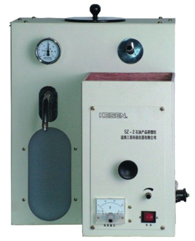 SZ-2A 石油產品蒸餾儀