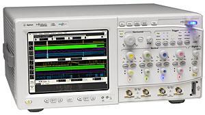 HPAgilent 54830D 600MHz 示波器帶邏輯分析儀|4GSas|2通道+16邏輯通道