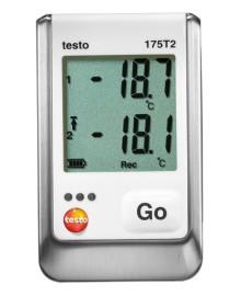 testo 175-T2温度数据记录仪