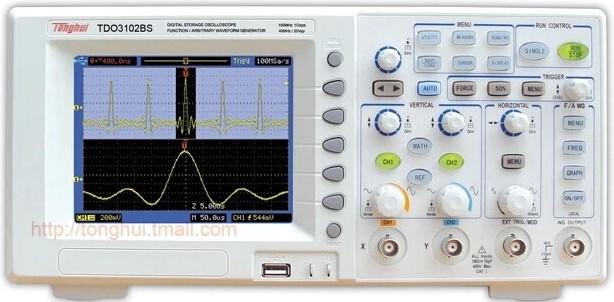 TDO3022A數字示波器