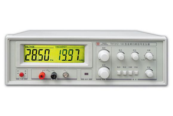 TH1312-100音頻掃頻信號發生器