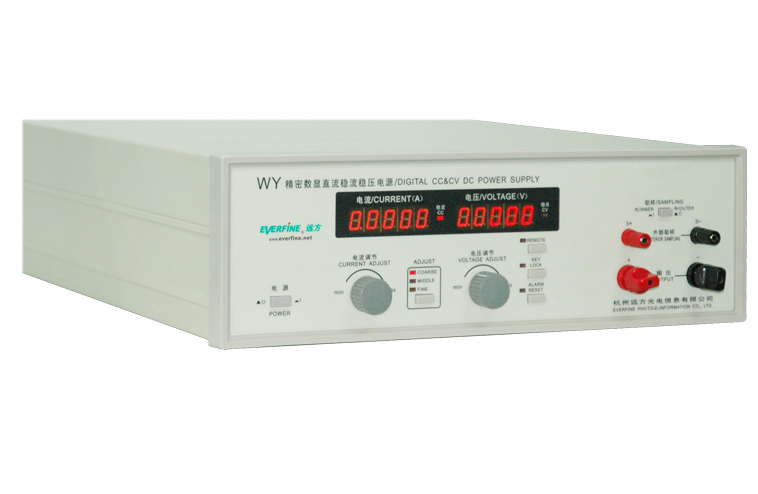 WY305直流稳压电源