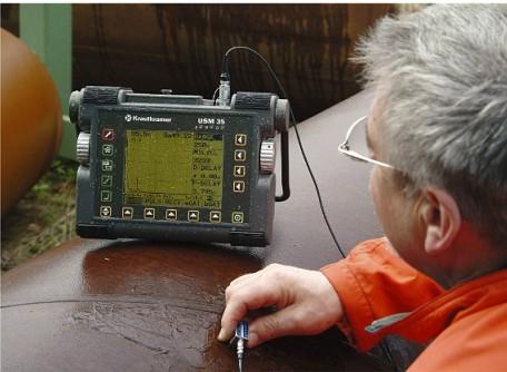 德国KK脉冲涡流探伤仪Pulsec