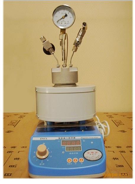 上海微型磁力反应釜,微型高压反应釜,微型实验高压釜