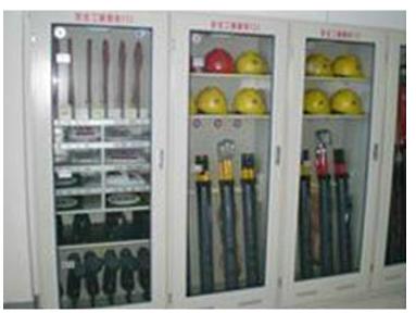 电力安全工具柜|智能除湿机安全工具柜|安全工具柜生产厂家上海业泰