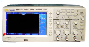 DF1102CL/DF-1102CL数字示波器