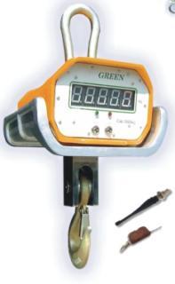 DP-3000H-1T單面直視耐高溫型電子吊秤吊鉤秤