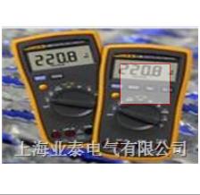 萬用表F15B,手持式光照度儀MS6610,交直流鉗型表F31上海業泰