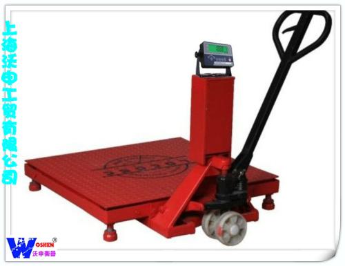 工業衡器,500公斤液壓叉車秤,1000公斤液壓叉車秤