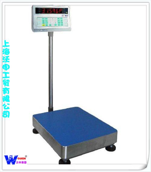 电子台秤300kg电子计重秤300公斤电子计重秤