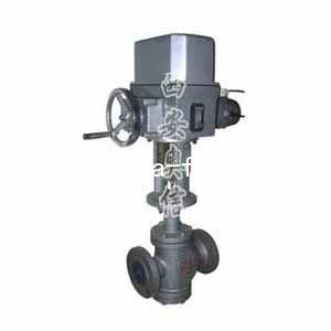 ZAZM-300电动套筒调节阀 大口径套筒阀