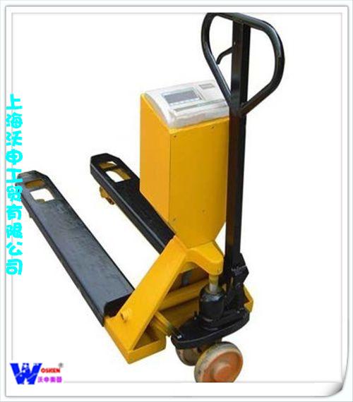 液壓叉車秤,上海3噸電子叉車搬運電子秤