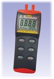 AZ8252數字壓力表壓差計