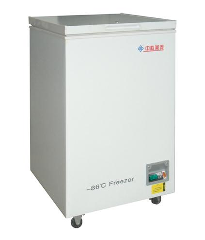 DW-HL100DW-HL218 中科美菱-86℃超低温冷冻储存箱 超低温冰箱