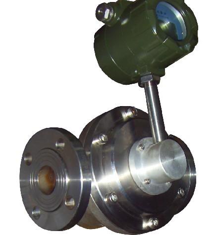 椭圆齿轮流量变送器