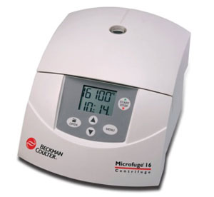 Microfuge 16台式微量离心机
