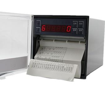 1-8點打印有紙記錄儀