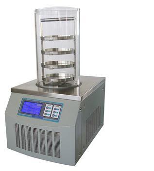LGJ-10 普通型冻干机 实验型真空冷冻干燥机 松源华兴