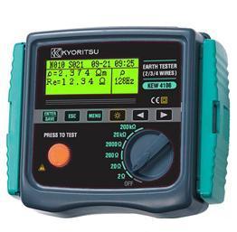 4106接地電阻測試儀