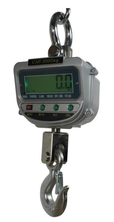 OCS電子吊鉤秤,直視電子吊鉤秤,360度旋轉吊鉤秤