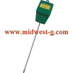 花盆式土壤PH計/土壤酸堿度測試表(國產)