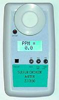Z-1300手持式二氧化硫檢測儀