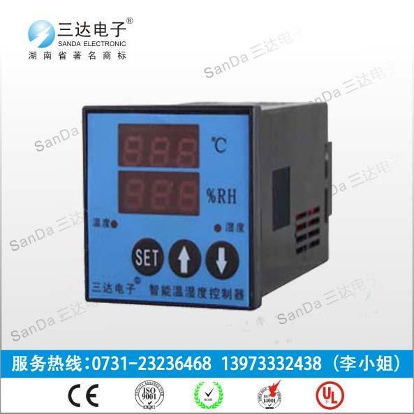 湖南HWS-1MZLE/C1温湿度记录仪表-精度高