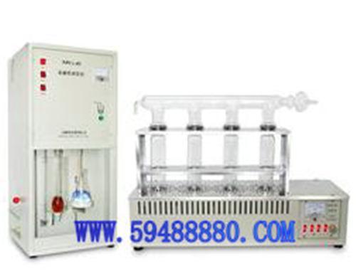 CDNPCa-02型氮磷鈣測定儀(雙排)