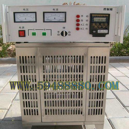 CJLQT-100型空气消毒机中央空调内置臭氧发生器(100gh)
