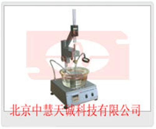 SD-0604型瀝青針入度試驗儀