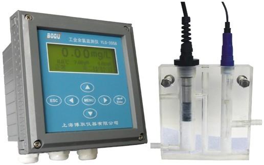 工业余氯检测仪,余氯在线分析仪,余氯测定仪,余氯/总氯检测仪