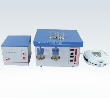 MJ-III雙頭面筋測定儀