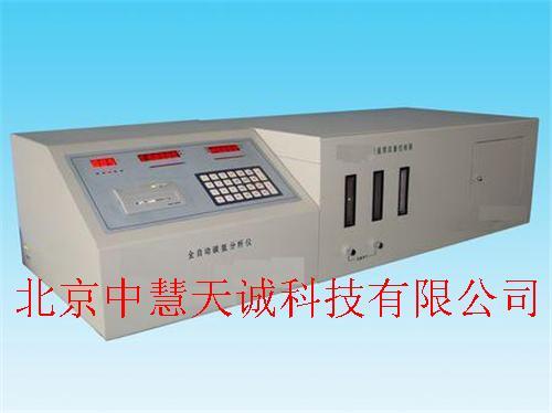 KGLC8-1型全自动碳氢分析仪