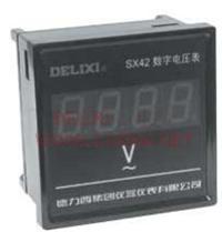 數字顯示儀表 SX42-MVAR SX42