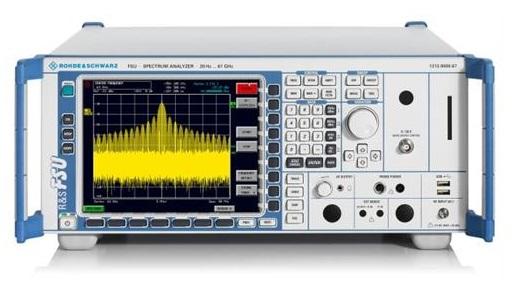 FSU26頻譜分析儀