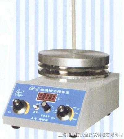 無刷直流電機攪拌器 08-2恒溫磁力攪拌機