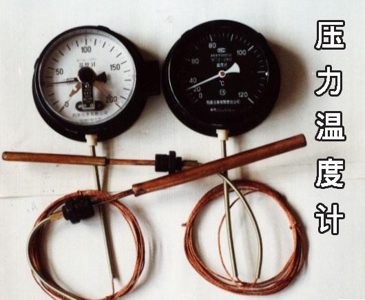 WSS401壓力式雙金屬溫度計
