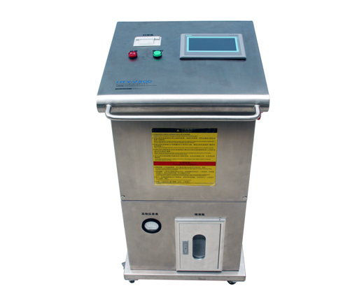 HTY-V200真空型汽化过氧化氢发生器(冻干机VHPS在线灭菌)