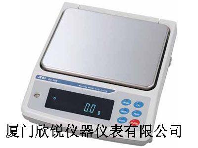 日本AND防水電子天平GX-20K