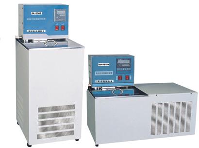 DC系列低温恒温水槽(低温冷却循环水机)