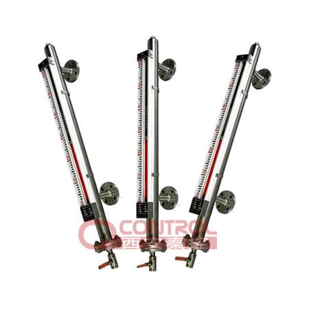 通用型磁翻板液位计 侧装磁性翻板液位计 侧装 西安
