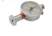 LX-C-2邵氏橡胶硬度计|上海如庆电子科技超低价供应LX-C-2邵氏橡胶硬度计