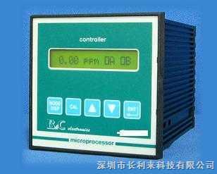 PC-805余氯分析儀余氯測試儀余氯測定儀