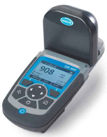 DR 900 便攜式多參數比色計