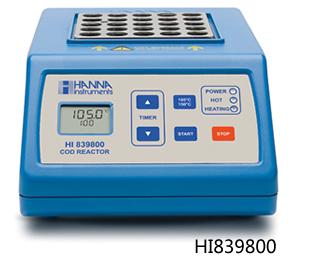 HI839800型COD消解反應器意大利哈納COD消解反應器